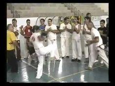 capoeira raizes fuerteventura batizado terra firme 2010