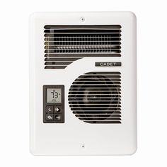Cadet EnergyPlus 1600-Watt 120/240-Volt In-Wall Electric Wall Heater in White-CEC163TW - The Home Depot