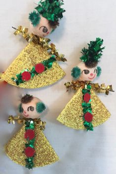 Christmas Things, Christmas Past, Merry Little Christmas, Christmas Is Coming, Christmas Crafts For Kids, Vintage Christmas, Christmas Holidays, Christmas Decorations, Christmas Ornaments