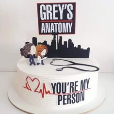 14th Birthday Cakes, Themed Birthday Cakes, Themed Cakes, Birthday Cake For Women Simple, Sweet 16 Birthday, Cake For Boyfriend, Greys Anatomy Characters, Sweet Sixteen Parties, Its My Bday