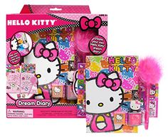 Peaceable Kingdom Puppy Love Lock and Key, Lined Page Diary for Kids Paw Patrol Bedding, My Little Pony Backpack, Hello Kitty Clothes, Unicorn Foods, Slime Shops, Princess Toys, Sweet Little Things, Hello Kitty Collection, Cute School Supplies