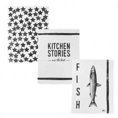 Kitchen Towels Ass (3x4 pieces) 50x70cm