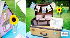 "The Cutest ""UP"" Themed Birthday Party - Celebrations at Home"