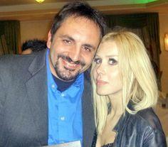 tommaso martinelli giornalista di vero & linda d premio domenico aliquo' 2013  reggio calabria