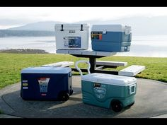 Best Wheeled Cooler 2016 - Reviews and Guide