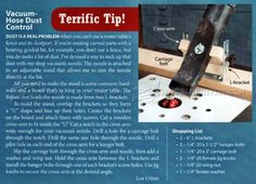 #1528 Router Table Dust Collection - Dust Collection Router