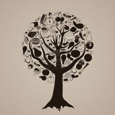 Google Image Result for http://us.123rf.com/400wm/400/400/aleksander1/aleksander11204/aleksander1120400039/13023701-brown-tree-from-food-illustration.jpg