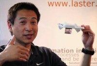 Zile Liu, directeur général de Laster Technologies