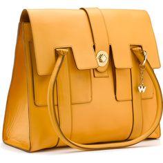 Francoise Tote ($395) ❤ liked on Polyvore featuring bags, handbags, tote bags, purses, bolsas, сумки, women, structured tote, tote handbags and purse tote