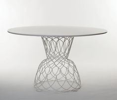 Modern Home Indoor and Outdoor Furniture Design, Table Re-Trouve by Patricia Urquiola