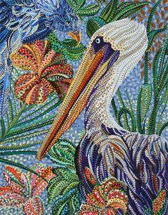 "Saatchi Art Artist Erika Pochybova-Johnson; Painting, ""Whispers"" #art"