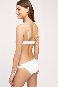 L Space Strappy Bottoms #anthropologie