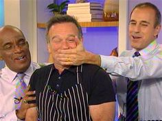 Watch Robin Williams' most memorable moments on TODAY