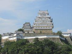 Himeji Castle tower