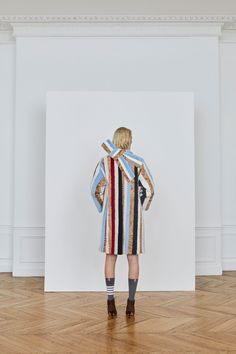 The complete Thom Browne Pre-Fall 2018 fashion show now on Vogue Runway.