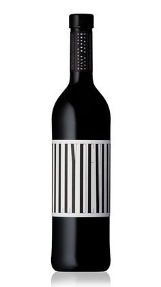 Tilly Devine wine packaging by Parallax Design.  http://www.parallaxdesign.com.au/work/packaging #Packaging #Typography #Branding