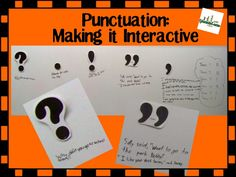 Punctuation: Making it Interactive