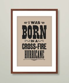 Rolling Stones song lyric art The Rolling Stones by TheIndoorType, £10.99