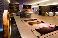 Ideias para criar um espaço fitness em casa! #fitness #criar #decor #decoracao #casa #home