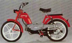 Die Star 2 gab es mit Chrom. Wurden zum Ende der Firmengeschichte mit liegendem Zylinder verkauft.