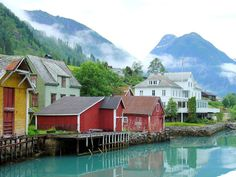 EuroTravelogue™: Postcards from Norway—impressions of the fjords