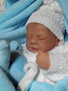 reborn ,baby boy,Jarome, MC mohair,GHSP ,Marissa May