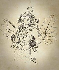 Illustration of Karina Faria