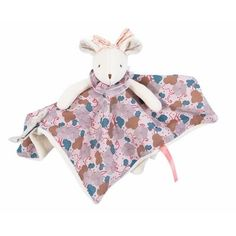 Dou Dou Ratita Gris, Moulin Roty - My Little Zoo, baby shop Brave Princess, Dou Dou, Baby Wish List, Tulle Bows, French Fabric, Baby Comforter, Cute Mouse, Le Moulin, Cool Toys
