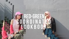 RED-GREEN COORDINATED LOOKBOOK | 90shades