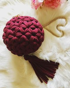 Purse Patterns Free, Crochet Purse Patterns, Crochet Bag Tutorials, Crochet Projects, Crochet Handbags, Crochet Purses, Cute Crochet, Crochet Lace, Yarn Bag