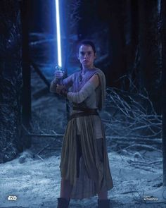 New promotional pictures of Daisy Ridley as Rey from Star Wars-The Force Awakens