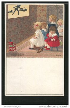 Postcards / pauli ebner - Delcampe.net