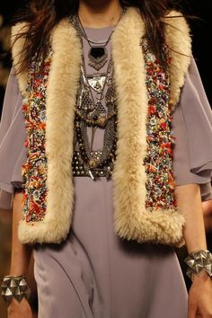 Yves Saint Laurent Menswear S/S 2015 Paris / High Fashion / Ethnic & Oriental / Carpet & Kilim & Tiles & Prints & Embroidery Inspiration /