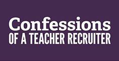 The image for my book series to help teachers and those who recruit them match more effectively.