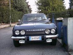 1973 Reliant Scimitar GTE 3.0