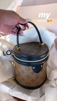 Obsessed with this Louis Vuitton Cannes bag. Everything about this beauty screams class, summer and fashion!!! #designerbags #fashion #summerstyle #womensfashion