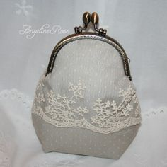 Tizedik tárca1f Silk Ribbon, Coin Purse, Couture, Purses, Wallet, Rose, Beautiful, Collection, Fashion