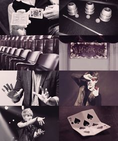 """ Le Cirque des Rêves: Sehun the Magician """