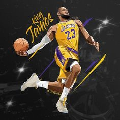Whats your thoughts on the new look of @kingjames in @lakers new uniforms? Basketball Posters, Buy Basketball, College Basketball, Basketball Skills, Basketball Leagues, Lebron James Lakers, King Lebron James, King James, Lakers T Shirt
