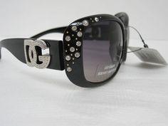 Women's Oversized DG Eyewear Sunglasses w Rhinestones Black Frames http://www.ebay.com/itm/WOMENS-OVERSIZED-DG-EYEWEAR-SUNGLASSES-W-RHINESTONES-BLACK-FRAMES-/310660837881?pt=US_Sunglasses=item4854d431f9