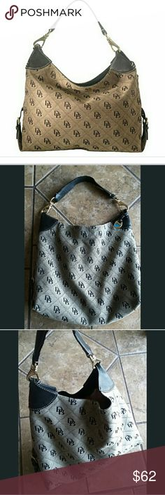 I just added this listing on Poshmark: 💯Dooney & Bourke Signature Hobo Bag. 1 Day Only, Timeless Classic, Hobo Bag, Dooney Bourke, Black Leather, Handbags, Fabric, How To Wear, Shopping