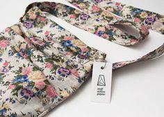 """Umhängetasche """"Flora"""" von Stoff Schere Papier auf DaWanda.com"""