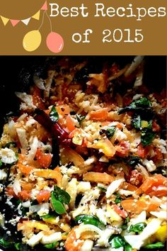 Indian recipe blog vegetables pinterest recipes the best tastes of india recipes of 2015 forumfinder Images