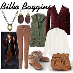 Character: Bilbo Baggins Fandom: Lord of the Rings Film: The Hobbit Fandom cloths