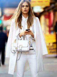 Total white - Cara <3