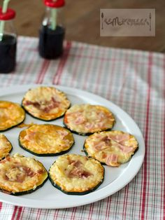 foto-final-mini-pizzas-calabacin5 Real Food Recipes, Healthy Recipes, Healthy Food, Mini Pizzas, Food Humor, Sin Gluten, Baby Led Weaning, Tapas, Zucchini