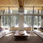 buyuk evler icin salon dizayni dekorasyon stilleri oturma alani ve yemek alani modern klasik (4)