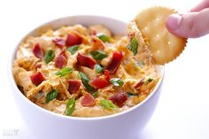This Savory Pumpkin Dip recipe is simple to make, and always a crowd-pleaser! Everyone will love this delicious and simple savory pumpkin dip — perfect for all kinds of dipping! Dip Recipes, Fall Recipes, Holiday Recipes, Cooking Recipes, Summer Recipes, Keto Recipes, Healthy Recipes, Pumpkin Dip, Pumpkin Recipes