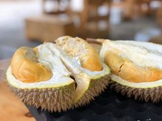 Whip Up These Creative Durian-themed Snacks for Your Next Dinner Party | Love Wholesome Heinz Baked Beans, Fruit Benefits, Health Benefits, Delicious Fruit, Protein Foods, Perfect Food, Hot Dog Buns, Sour Cream, Blueberry