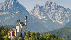 Schloss Neuschwanstein Castle